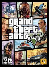 Grand Theft Auto V Laptop Requirements
