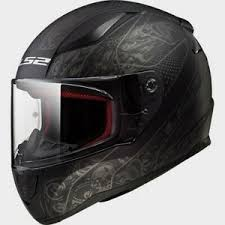 Ls2 Size Chart India Details About Ls2 Rapid Ff353 Crypt Motorcycle Helmet Matte Black Tonal
