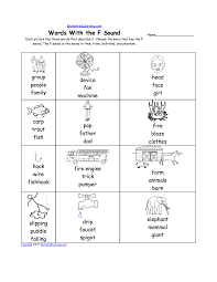 There are differences in opinion about whether using phonics is useful in teaching children to read. Phonics Worksheets Multiple Choice Worksheets To Print Enchantedlearning Com