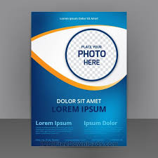 Free Templates For Flyers Flyer Background Template Free Download