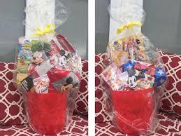 disney themed gift basket my active child