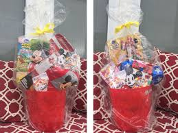 disney themed gift basket my active child