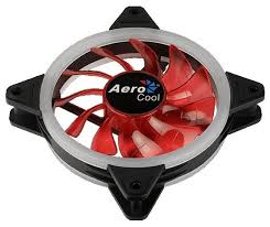 <b>Вентилятор</b> для корпуса <b>AeroCool Rev</b> Red — купить по выгодной ...