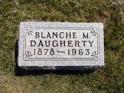 Blanche May Bakerink Daugherty (1878-1963) - Find A Grave Memorial