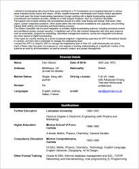 6 Sample Network Engineer Resume Templates To Download | Sample ...