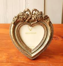 heart shaped picture frame global market photo frame antique 1 4 a wall hanging heart heart heart shaped picture frame