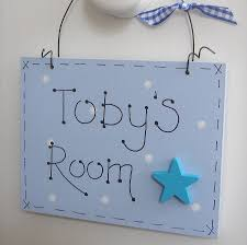 personalised door plaque children s door sign by little bird designs notonthehighstreet com