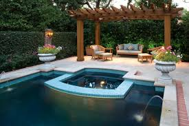 Luxury Ideas for Outdoor Living and Patio Pools Outdoor And Patio