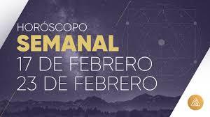 HOROSCOPO SEMANAL | 17 AL 23 DE FEBRERO | ALFONSO LEÓN ARQUITECTO DE SUEÑOS  - YouTube