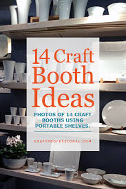 booth display ideas 14 photos of creative shelf displays in craft booths