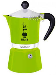 <b>Кофеварка Bialetti Rainbow 3</b> порции 4972