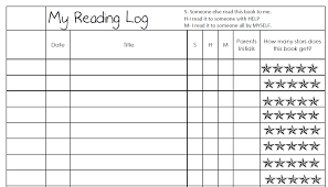 First Grade Reading Log First Reading Log Bestofhouse Net 33299