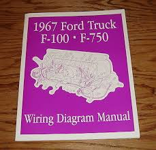 ford f750 zeppy io 1967 ford truck f 100 f 750 wiring diagram manual brochure 67