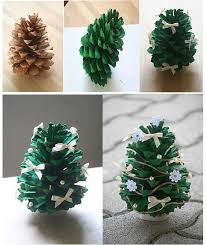 Best 25 Pinecone Crafts Kids Ideas On Pinterest  Pinecone Pine Cone Christmas Tree Craft Project