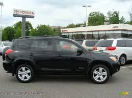 2007 Toyota RAV4 Sport 4WD in Black - 032811 | Autos of Asia ...