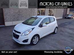 2013 Chevrolet Spark LS Manual for sale in Houston, TX | Stock ...