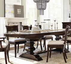 banks oval dining table pottery barn elegant room tables pottery barn dining table i28