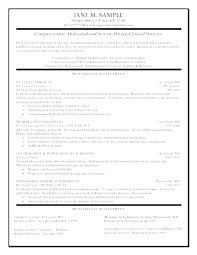 Cfo Resume Examples Enchanting Cfo Resume Templates Thewokco