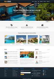 Property Developer Website Design Impressive Property Management Websites Templates Template