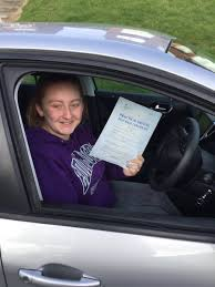 """Mike McGowan Driving on Twitter: """"Well done Latasha Crosby on passing her  test today safe driving 👍🏻… """""""