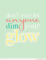 Quotes About Glowing Beauty