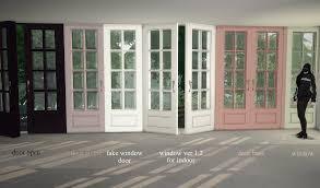 double door open. Yogurt Doors \u0026 Windows Set Including # Door Double / Open