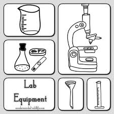 Small Picture Lab Equipment Clipart Pictures of Botany Tools Different Types