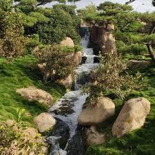 photo of the japanese garden van nuys ca united states beautiful little