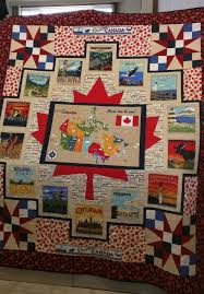 This Canadian Grandma Made A Very Wholesome Gift For Her Family To ... & Here's one way to ring in Canada's 150th birthday: By cozying up with this  beautiful and patriotic quilt. Adamdwight.com