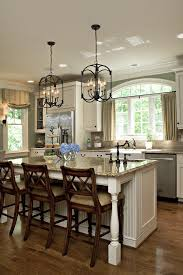 oil rubbed bronze light fixture ideas kitchen traditional with eat in kitchen contemporary artificial flowers