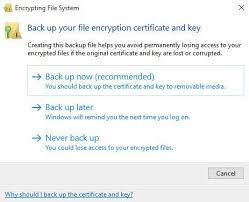 How To Decrypt Encrypted Windows Files