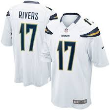Philip Chargers Rivers — all Colors Jersey Cave