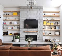 tips for hanging a flat screen tv over a fireplace