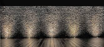 feature wall lighting. Rockweld Feature Wall \u0026 Lighting Modern-garden U