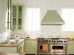 Kitchen Cabinets And Green Color Schemes Sage Green Kitchen Cabinet