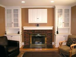 tv cabinet over fireplace impressive cabinet over fireplace your residence