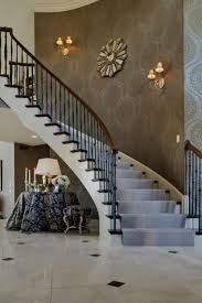 enchanting staircase wall decorating ideas staircase wall gorgeous stair wall design ideas