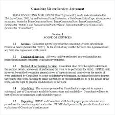 retainer consulting agreement consulting services agreement template