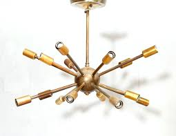 diy sputnik chandelier ikea brass uk gold mid century arm van most mon home improvement adorable