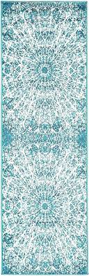 turquoise runner rug traditional 2 feet by 7 feet 2 x 7 runner turquoise turquoise runner