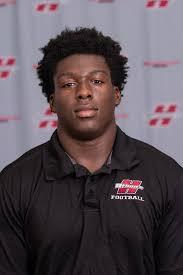 Jay Johnson - 2017 - Football - Henderson State University Athletics