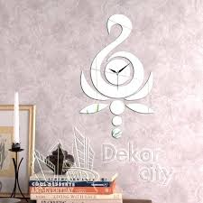 mirrored wall clock decorative mirror new home decoration big small images of m mirrored wall clock