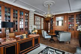 traditional home office. 18 Sophisticated Traditional Home Office Designs To Work In Style I