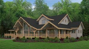 luxury log cabin is defined by the pamlico and at an astounding 6148 sqft 10