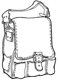 Teken In De Rugzak Alles Wat Olifant Vergeten Was Embroidery