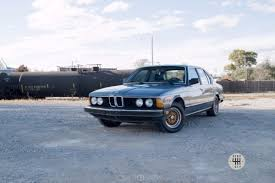 All BMW Models 1983 bmw 733i : 1983 BMW 733i Revitalized Survivor | Second Daily Classics