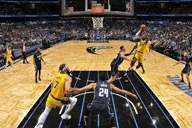 Lakers Vs Magic Final Score Lebron Leads L A To Victory