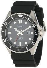 casio watch 200m diver casio mdv106 1a mens duro 200m modern analog diver sports watch resin