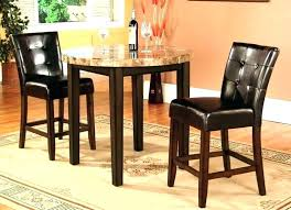 counter height round pub table counter height pub table sets marble pub table high top pub