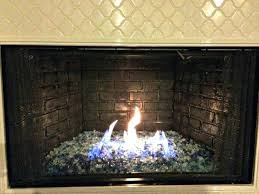 gas fireplace lava rocks medium fire pit table how does work gas fireplace stones much lava gas fireplace